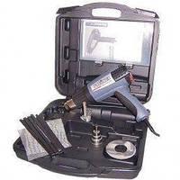 Термопистолет STEINEL HG 2310 E в кейсе с набором насадок для ремонта бамперов