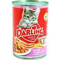 Консервы Darling для котят с курицей, 400 г