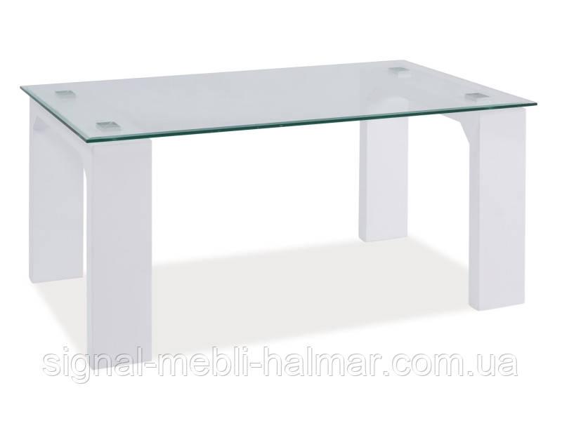 Журнальный столик Scarlet SIGNAL белый лак