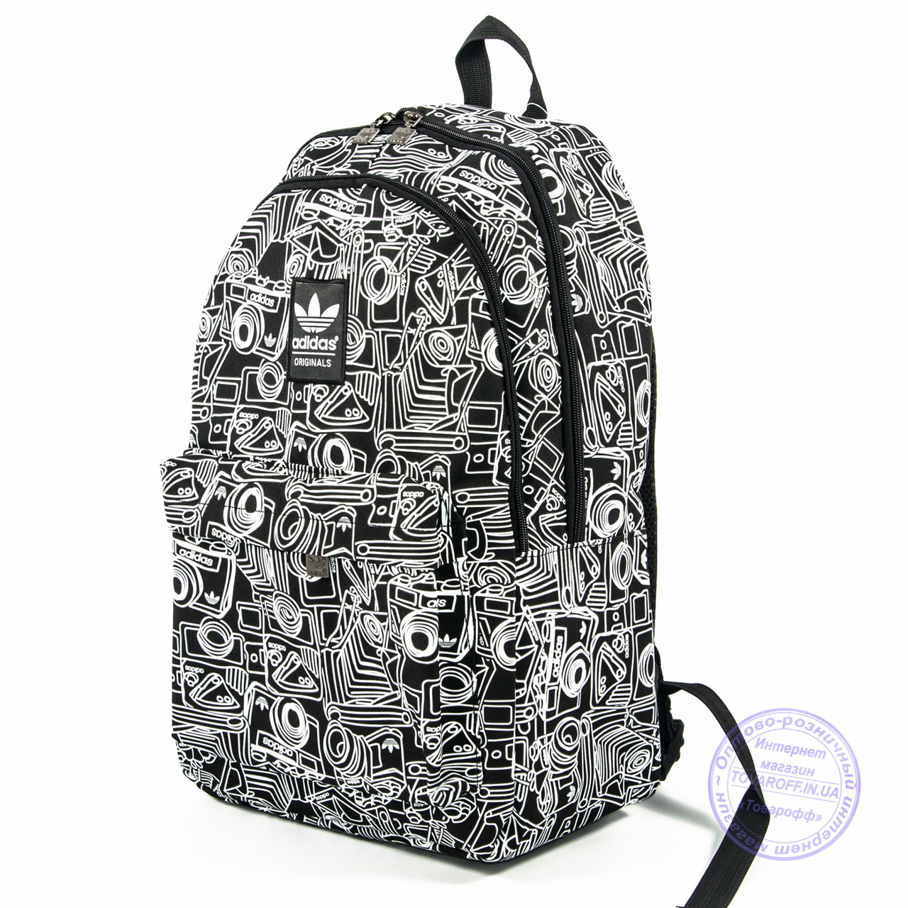 Рюкзак adidas черный купить детский рюкзак на колесиках с выдвижной ручкой