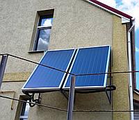 Всесезонная система нагрева воды на 200 л., для частного дома. Реализованный объект в Запорожской области