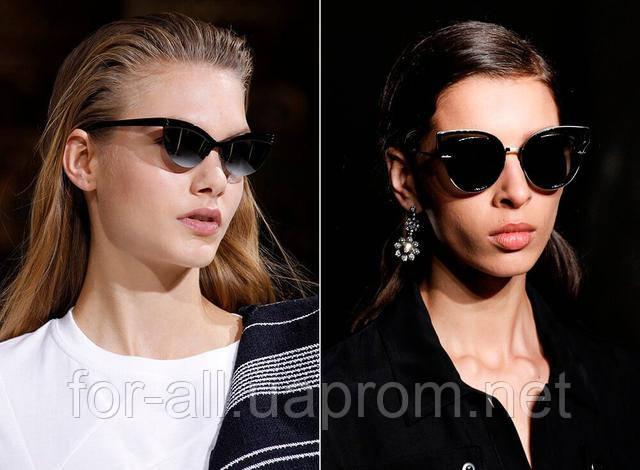 Солнечные очки 2017 женские в интернет-магазине Модная покупка