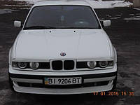 Губа BMW 5 series E34 1988 - 1995 ALPINA