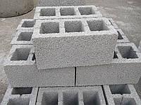Стеновой бетонный блок