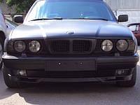 Губа BMW 5 series E34 1988 - 1995 Клыки 540