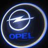 Диодная подсветка дверей с логотипом авто Opel