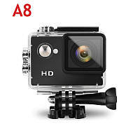 Action camera 1080P A8