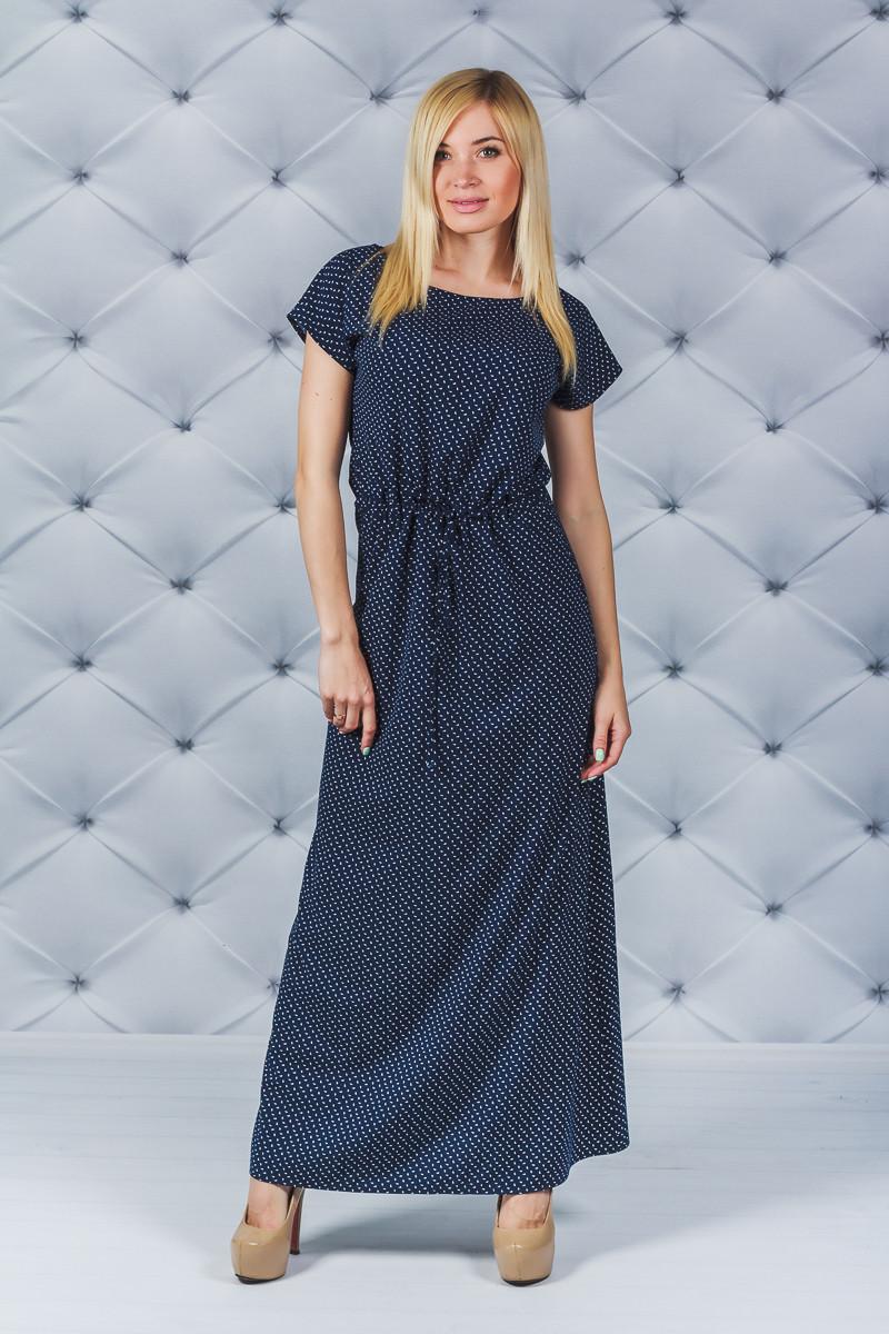 Платье женское летнее в пол