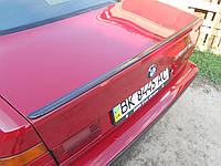 Спойлер BMW 5 series E34 1988 - 1995 сабля