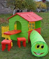 Детский домик MOCHTOYS