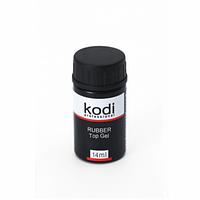 Каучуковое верхнее покрытие для гель-лака Kodi Rubber Top Gel 14 мл.