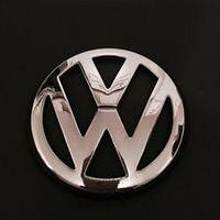 Volkswagen Polo 3 Задняя эмблема под оригинал