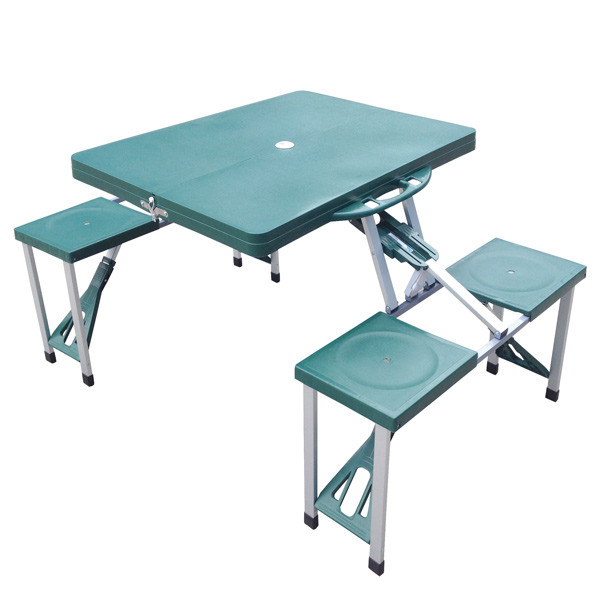 Комплект раскладной мебели стол + 4 стула UnderPrice