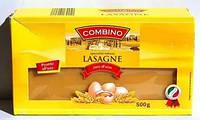 Листы для лазаньи Combino Lasagne, 500г (Италия)