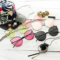 Женские стильные очки Hend Made разные цвета