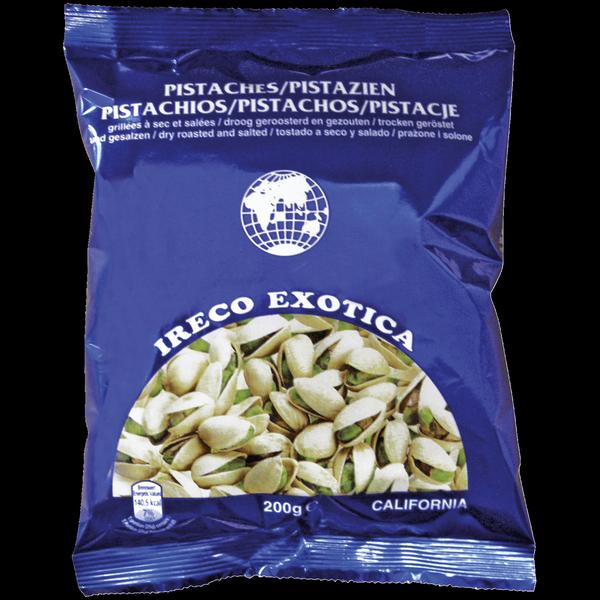 Фисташки Ireco Exotica соленые 200г
