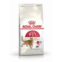 Royal Canin (Роял Канин) FIT 32 (ФИТ 32) сухой корм для взрослых кошек до 10 лет 0,4КГ