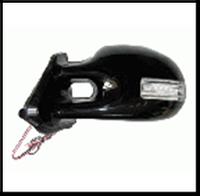 Зеркала боковое Зб 3252c black + led поворотники