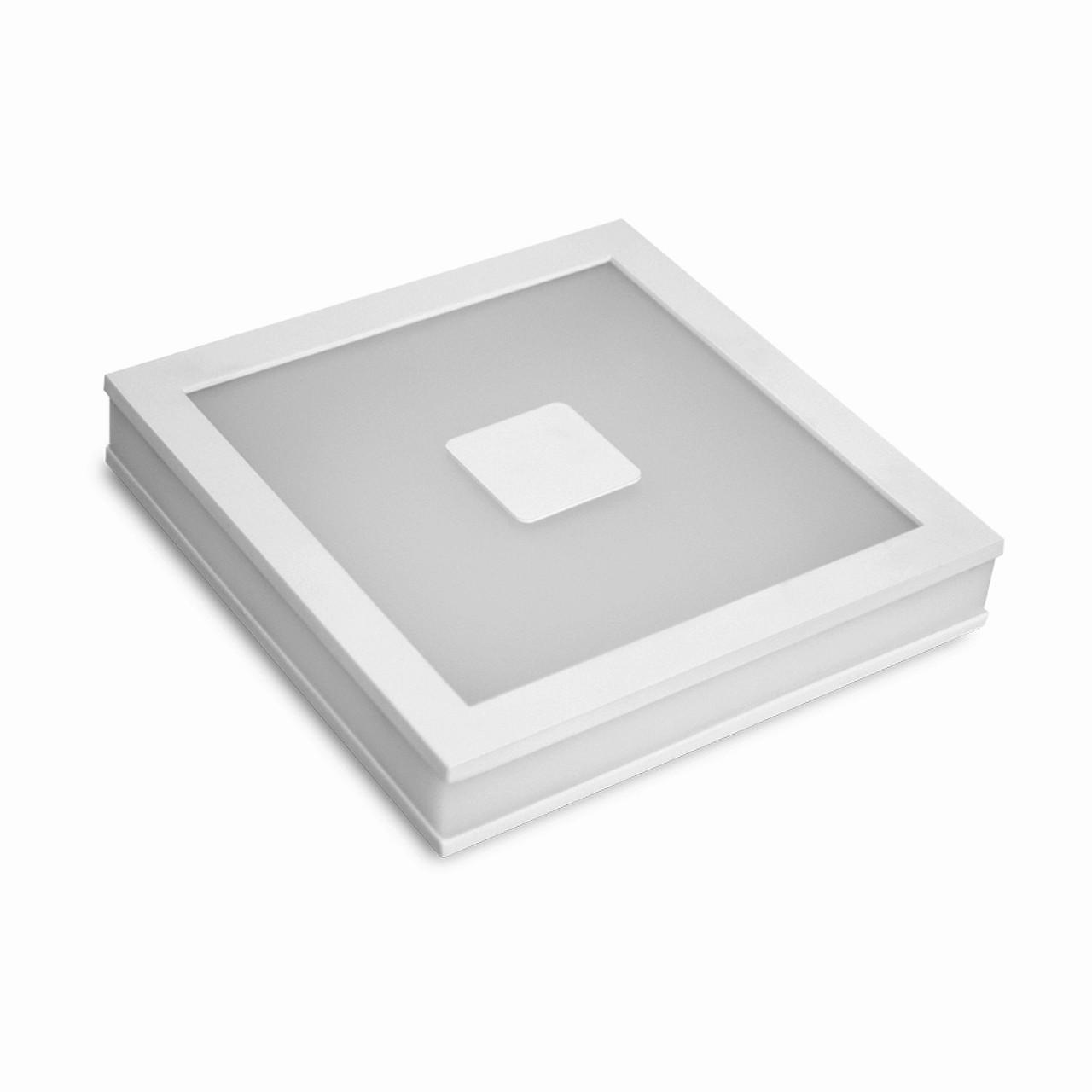 LED-светильник Eurolamp Downlight NEW 24W 2550Lm Ra93 4000K квадратный