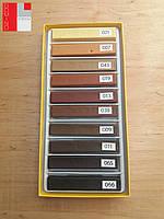 """Воск мебельный """"WoodMix"""" (деревоподобные цвета), 10х8 см, фото 1"""