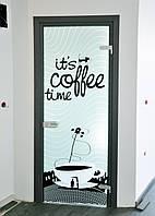 Стеклянные межкомнатные двери, фото 1
