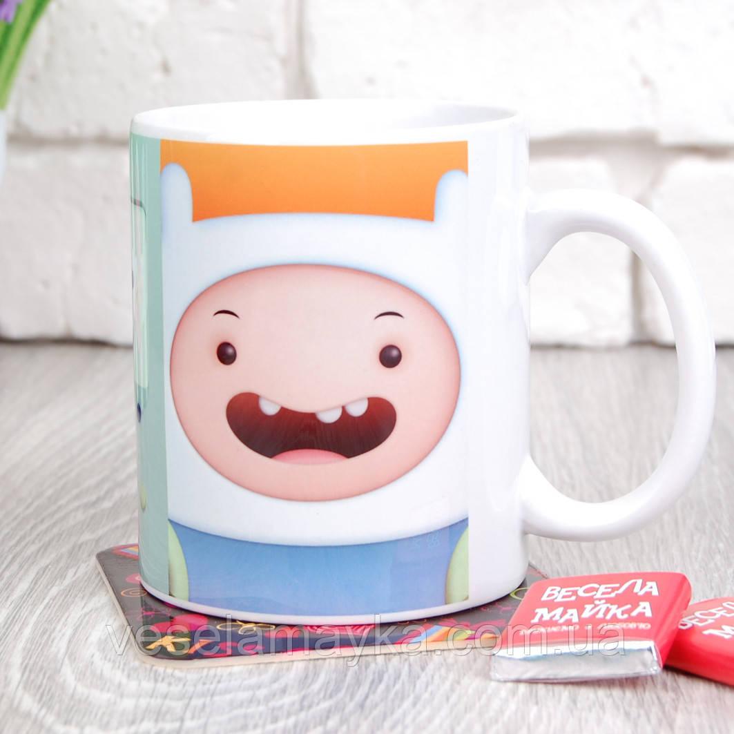 """Чашка """"Час пригод 6"""" (""""Adventure Time"""")"""