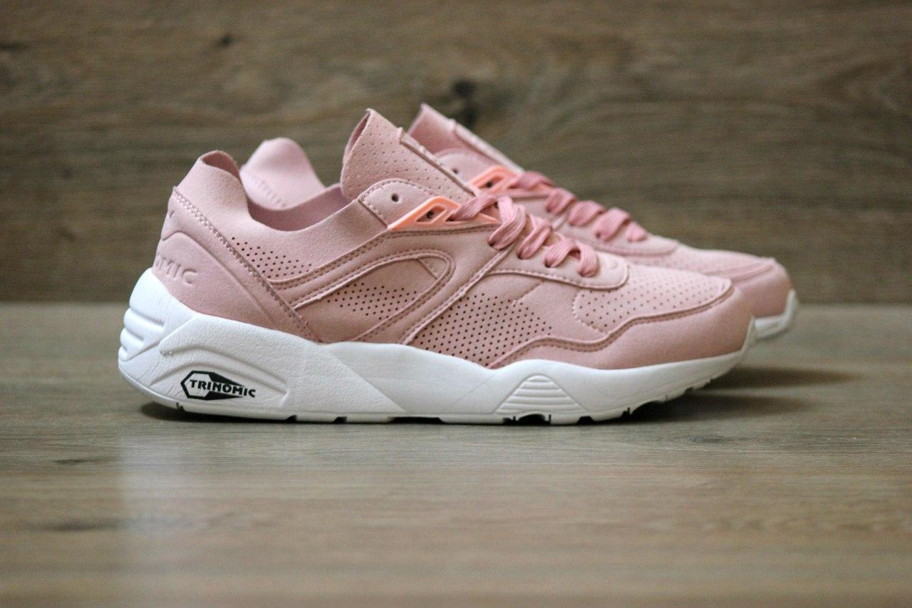 b786664f Кроссовки женские PUMA TRINOMIC R698 Soft Pack Pink: продажа, цена в ...