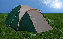 Палатка Presto Aссо 4 клеенные швы тамбур, фото 3
