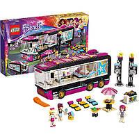 Конструктор Lego Friends Поп-звезда Гастроли 41106