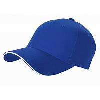 Бейсболка coFEE CLASSIC SANDWICH синий