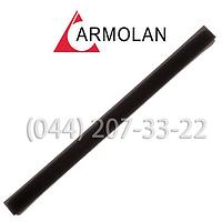 Резинка для смывки черная мягкая 30 см