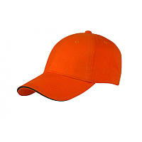 Бейсболка coFEE CLASSIC SANDWICH оранж