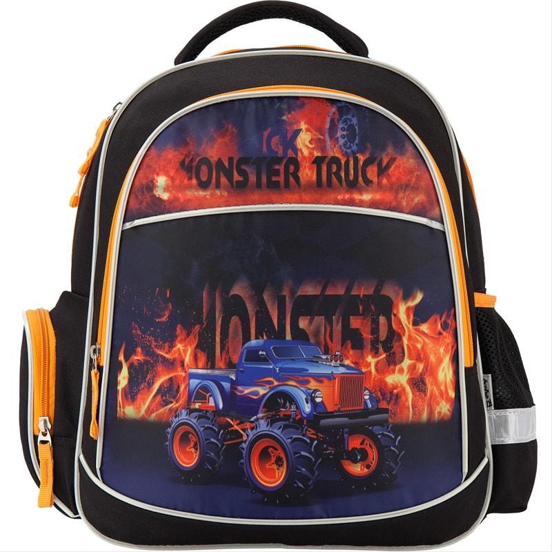 Рюкзак школьный Kite 510 Monster Truck