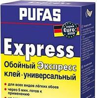 Клей для обоев Pufas Euro 3000 Express 200г (Пуфас Евро Експрес)