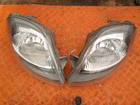 Фара левая 06- электро корректор белый поворот Renault Trafic, Opel Vivaro 2000-2014