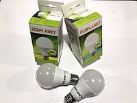 LED лампа Ecoplanet A60 230V 9W 6500K
