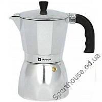 Кофеварка гейзерная Maestro MR-1667-3 300мл MR-1667-3