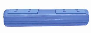 Запаска жесткая к швабре с отжимом МС-55