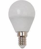 Светодиодная лампа Biom BT-565 G45 6W E14  3000K матовая