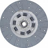 Диск сцепления 70-1601130 (МТЗ-80, Д-240) резиновый демпфер