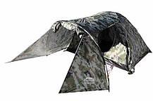 Палатка KILIMANJARO 2017 (100-60-205-45)-200-130см 5-и местн  SS-06Т-140 5м, фото 3