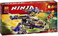 Конструктор Ninjago Вертолетная атака Анакондраев 10321