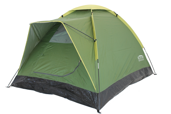 Палатка KILIMANJARO 2017 (200-150-110см) 2-х местн  SS-06Т-031 2м