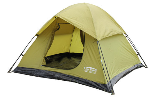 Палатка KILIMANJARO 2017 (210-240-140см) 4-х местн  SS-06Т-122-3 4м
