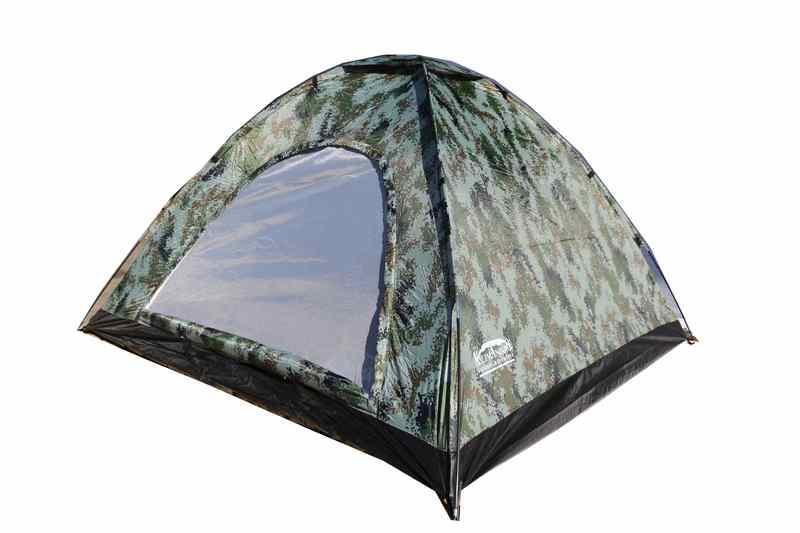 Палатка KILIMANJARO 2017 (210-240-150см) 4-х местн  SS-06Т-102-3 4м