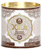 Хна Viva для биотату светло - коричневая (с кокосовым маслом), 15 гр