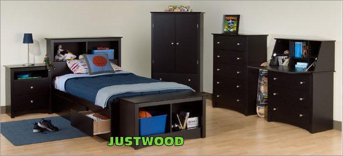 Кровать для детей «Али Баба» JustWood