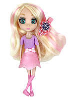 Кукла SHIBAJUKU серии Мини ШИЗУКА 15 см, 6 точек артикуляции, с аксессуаром (HUN4561-4)
