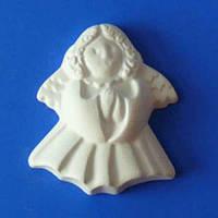 Фигурка для росписи Ангелочек молитва