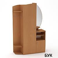 Прихожая Светлана Одесса со шкафом, тумбой, зеркалом, ДСП и МДФ